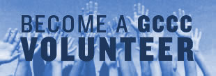 Become a GCCC Volunteer